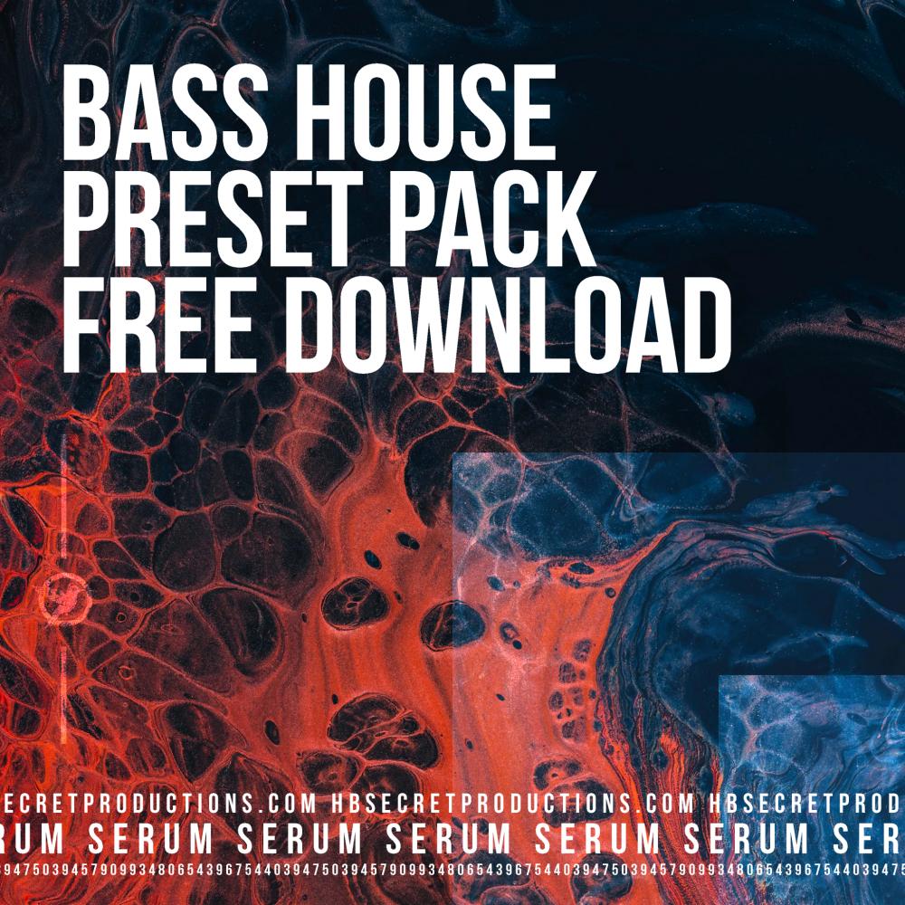 HBSP Bass House Preset Pack